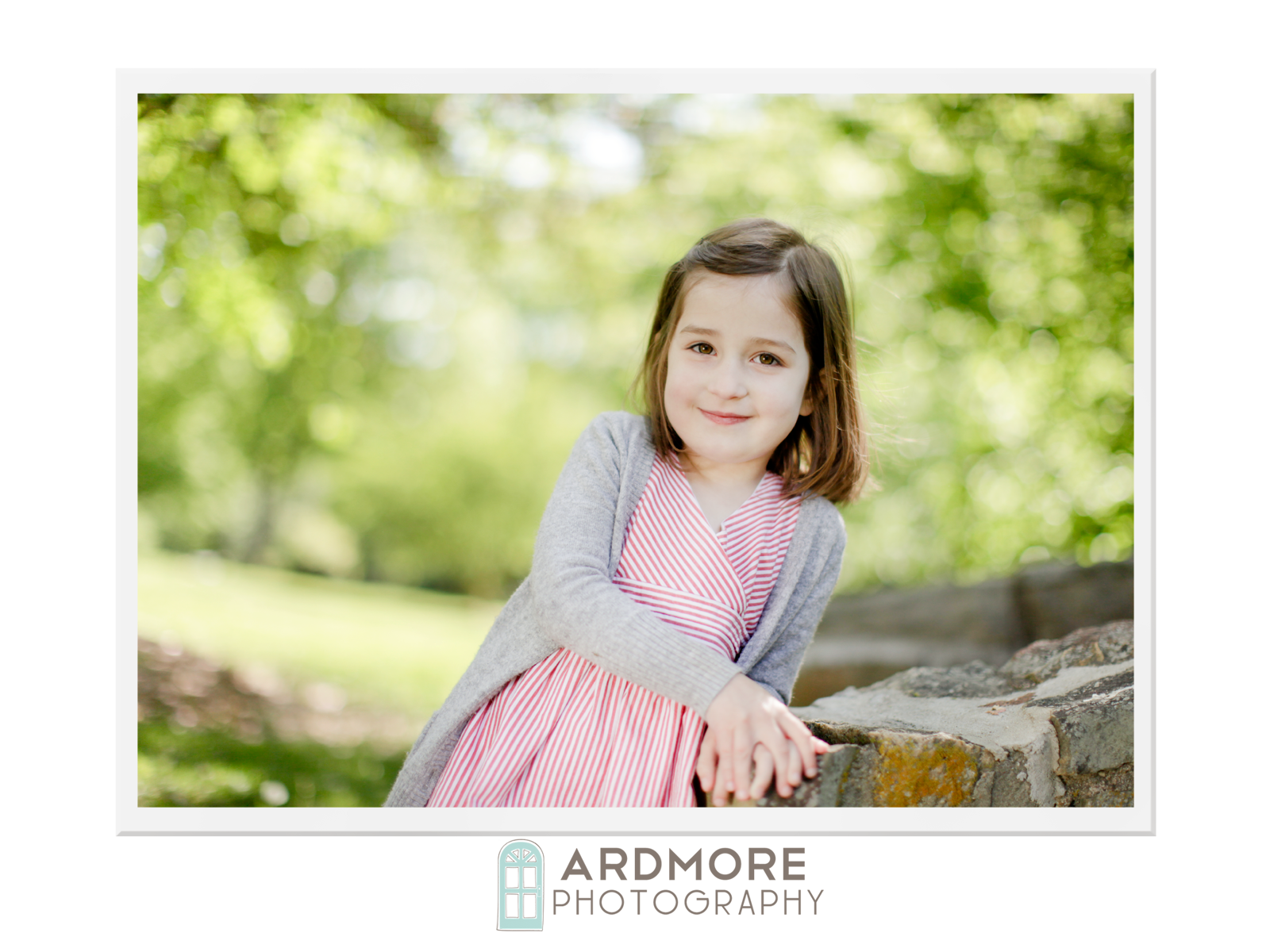 Ready for Kindergarten Ardmore Photography Ardmore Photography